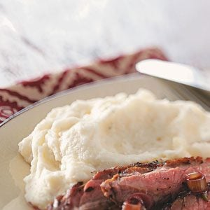 Gluten-Free Mashed Potatoes Recipe
