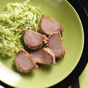 Light Asian Pork Tenderloin Recipe
