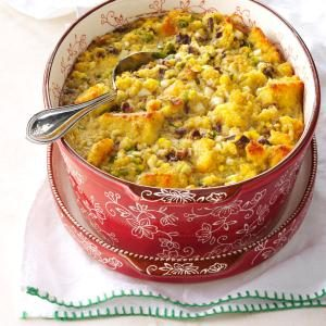 Southern Corn Bread Dressing Recipe
