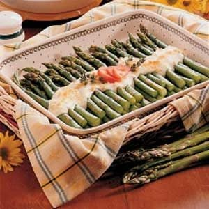 Asparagus Mornay Recipe