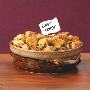 Bacon & Oyster Stuffing