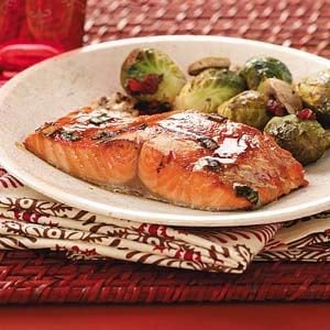 Hoisin Salmon Fillets
