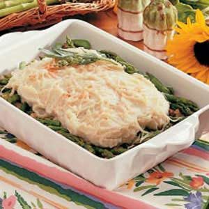 Asparagus Shepherd's Pie Recipe