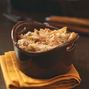 Individual Tuna Casseroles Recipe
