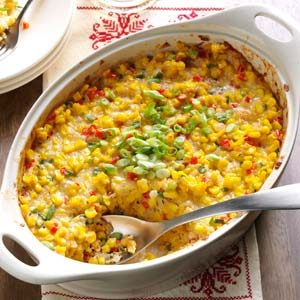 New Orleans-Style Scalloped Corn Recipe