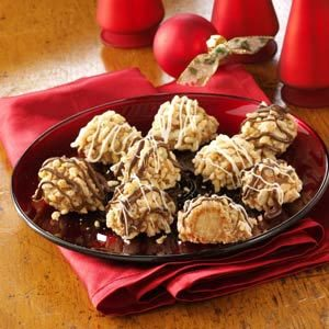 Caramel Buckeye Candies Recipe