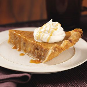 Caramel Sweet Potato Pie Recipe
