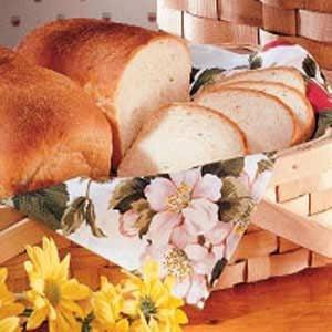 Yogurt Herb Bread Recipe