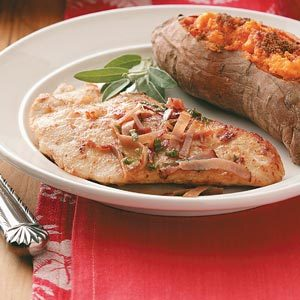 Turkey Saltimbocca Recipe