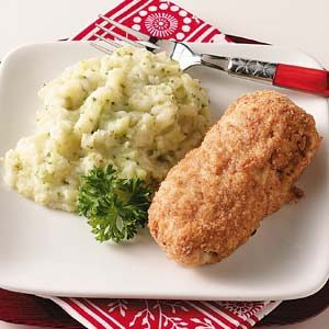 Homemade Chicken Cordon Bleu Recipe
