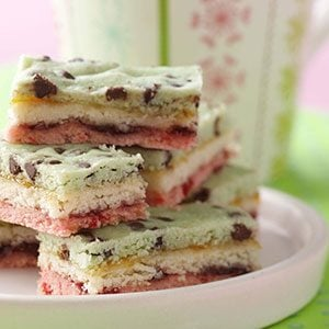 Neapolitan Bars Recipe
