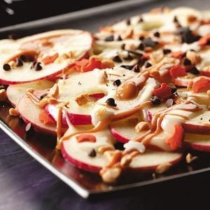 Apple Nachos Recipe