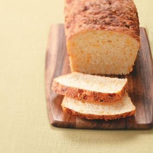 Cheddar Cheese Batter Bread Recipe