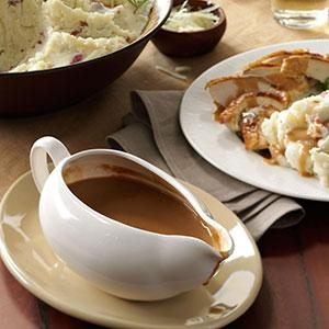 12 Favorite Thanksgiving Gravy Recipes