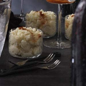 Garlic and Shallot Mashed Potatoes Recipe