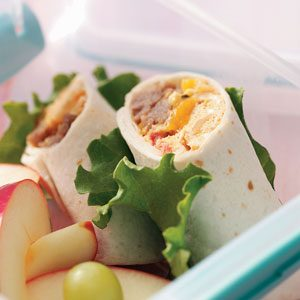 Sammie's Breakfast Burritos Recipe