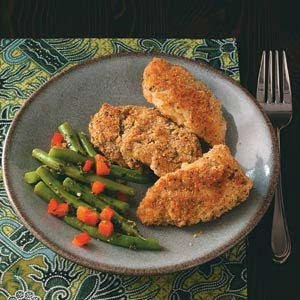 Italian Turkey Tenders Recipe