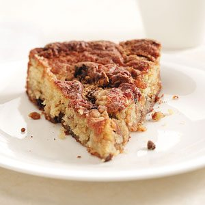 Penny's Apple Brown Sugar Coffee Cake Recipe