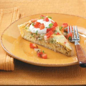 Southwest Breakfast Tart