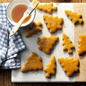 Citrus Gingerbread Cookies Recipe
