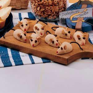 Mice Cookies Recipe