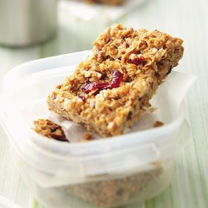 Granola-To-Go Bars Recipe