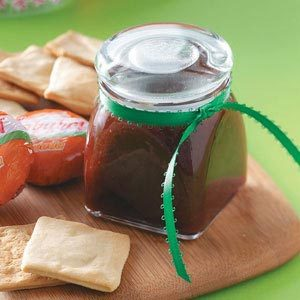 Cranberry Barbecue Sauce