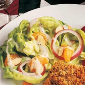 Orange and Onion Salad Recipe