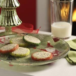 Orange Poppy Seed Cookies Recipe