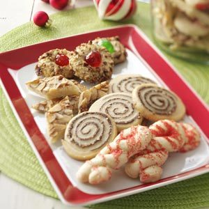 Master Holiday Cookie Mix Recipe