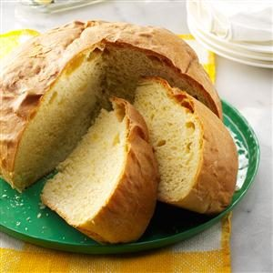 Candied Lemon Christmas Bread Recipe