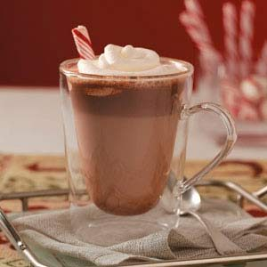 Hot Malted Chocolate Recipe