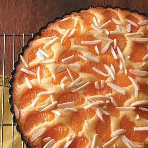 Citrus Cornmeal Cake Recipe