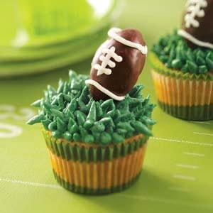 9 Football-Shaped Foods for Your Game Day Party