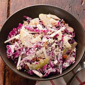 Celery Root and Pear Slaw Recipe