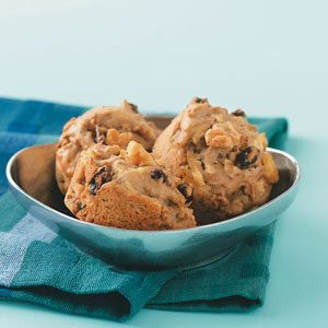 Apple Bran Muffins for Two Recipe