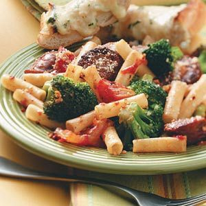 Fire Island Ziti for Two Recipe