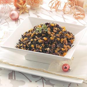 Apricot Wild Rice Salad Recipe
