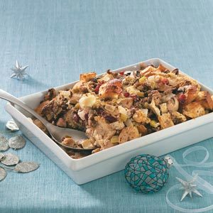 Sausage Sourdough Stuffing Recipe