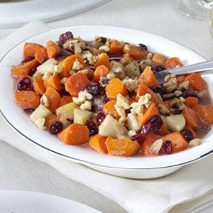 Sweet Holiday Carrots Recipe