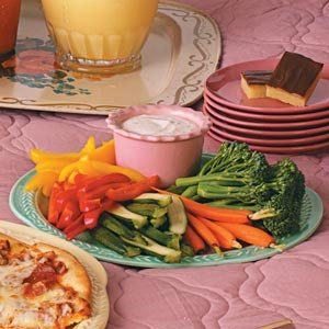 Creamy Pepper Dip Recipe