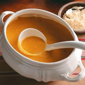 Squash Apple Soup Recipe