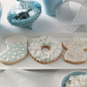 Joyful Cutout Cookies Recipe