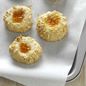 Apricot Thumbprints Recipe