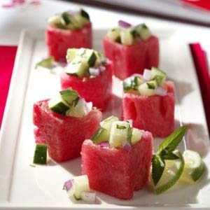 Watermelon Cups Recipe