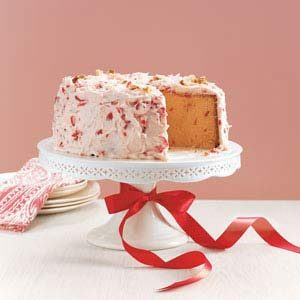 Cherry Pound Cake Recipe