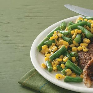 Green Bean & Corn Medley Recipe