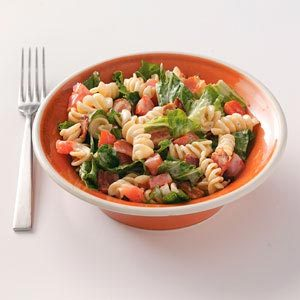 BLT Salad with Pasta Recipe