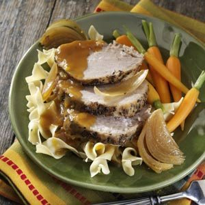 Citrus-Herb Pork Roast Recipe