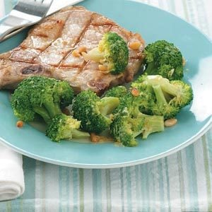 Zesty Lemon Broccoli Recipe